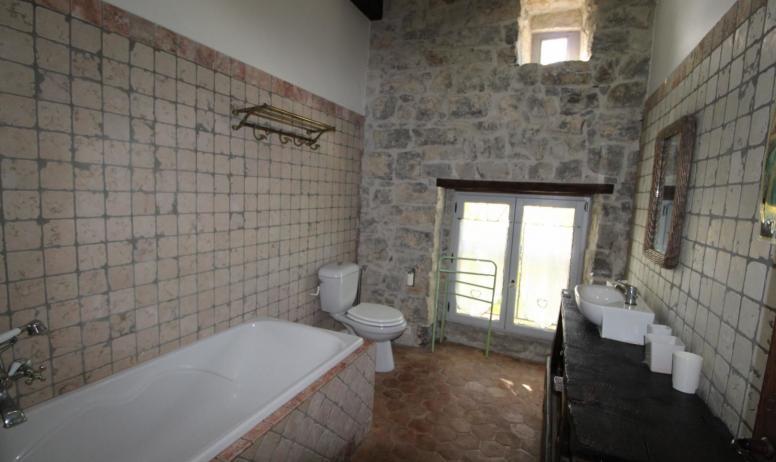 Gîtes de France - 2e salle de bains