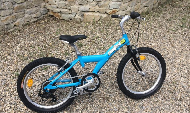 Les enfants vont adorer le VTT en Ardèche sur la voie douce de la Payre !