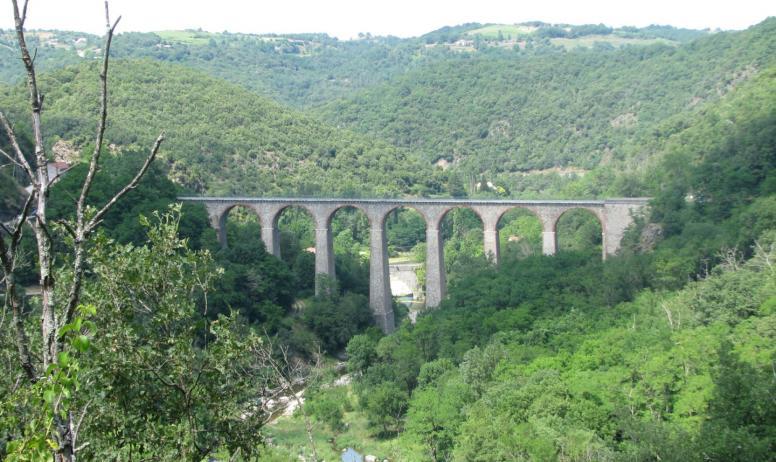 Bastide de Fontaille - vallée du Doux
