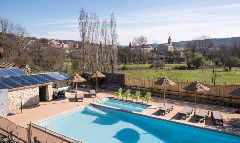 Gîtes de France - piscine