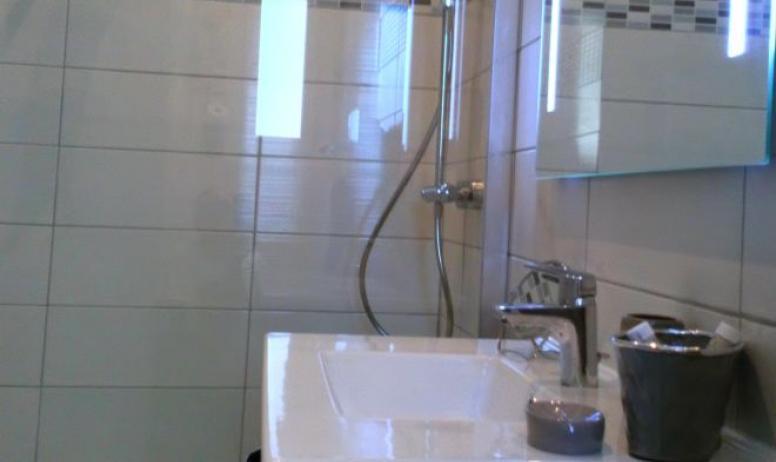 Salle d'eau : Chambre Granite