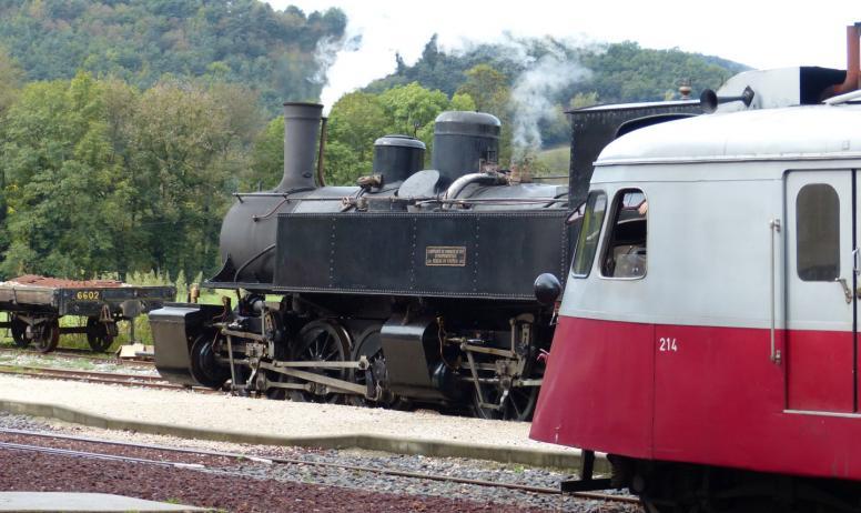 Train de l'Ardèche - Safari photo_JEP Train Ardèche