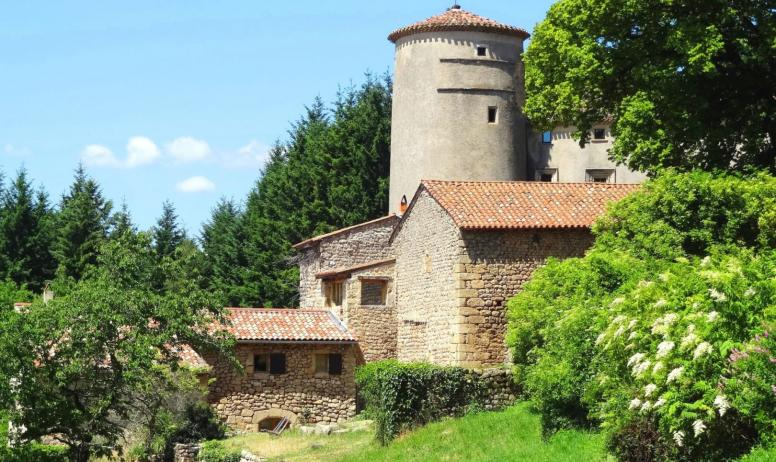 © Nicolas Garousse - Le Château du Hautvillard à Silhac