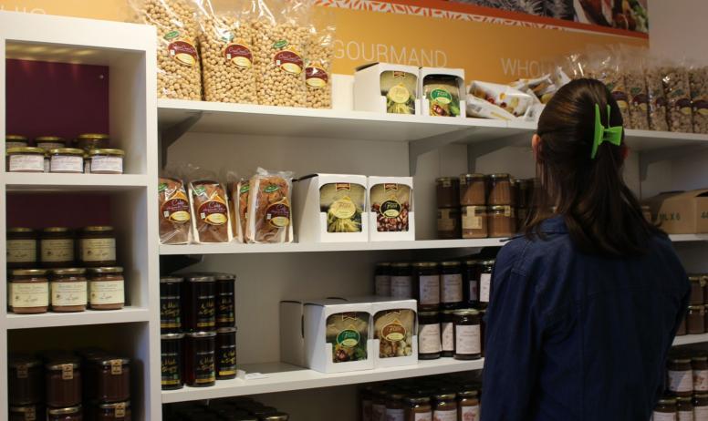 Castanea-Ardeche - Boutique de produits locaux