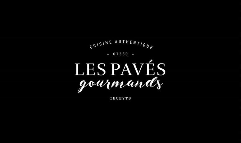 ©Les Pavés Gourmands - Les Pavés Gourmands Logo