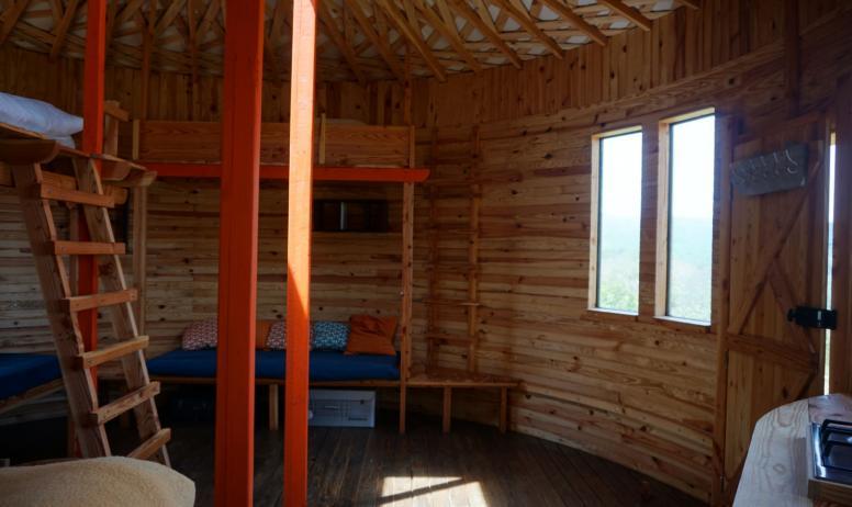 Le Folastère - La cabane rustique