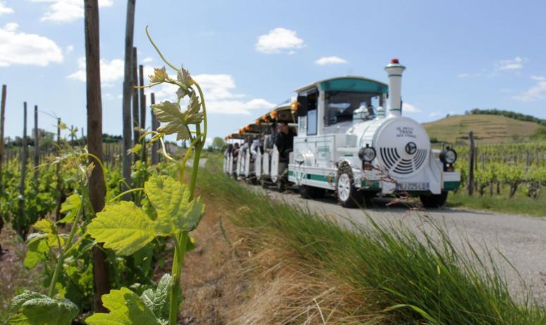 ardèche hermitage - escape train