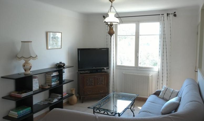 Gîtes de France - Le salon