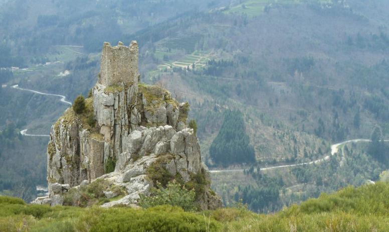OT de Val'Eyrieux - Château de Rochebonne