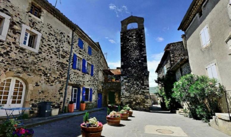 Village d'Alba-la-Romaine