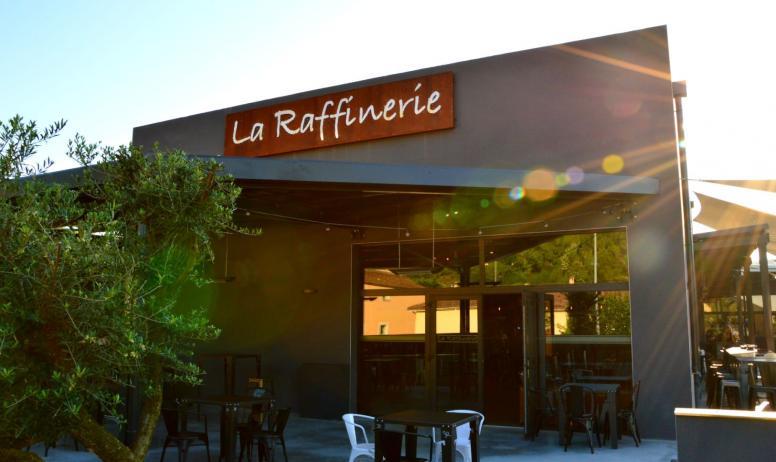 @la raffinerie - la raffinerie_tournon