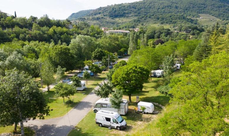 Ardèche camping