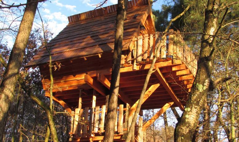 Les cabanes des Collines_Saint Donat - Les cabanes des Collines_Saint Donat