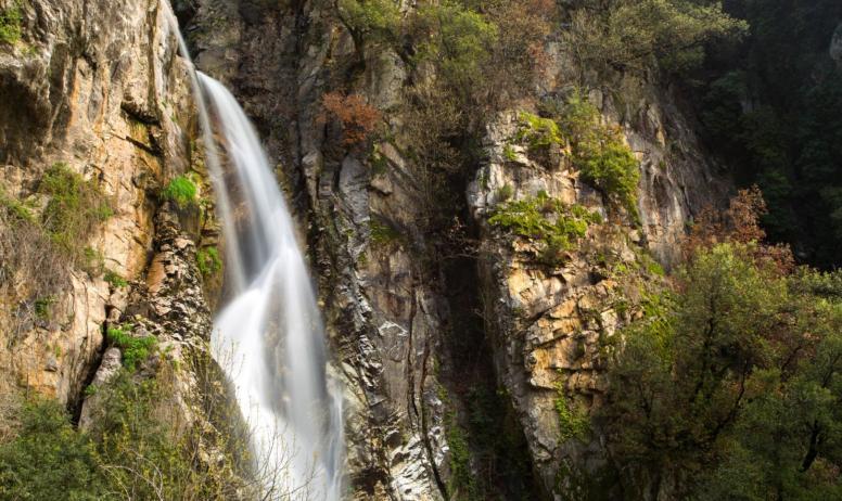 ©S.BUGNON - Thueyts - Cascade de la Gueule d'Enfer ©S.BUGNON