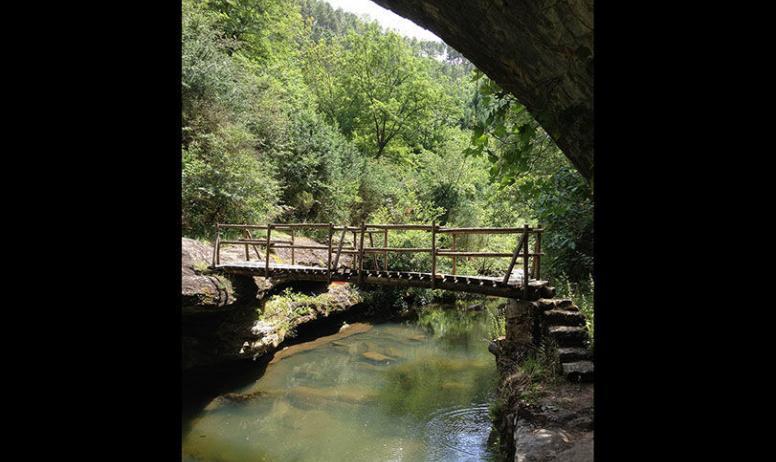 fay - le héron pont arche