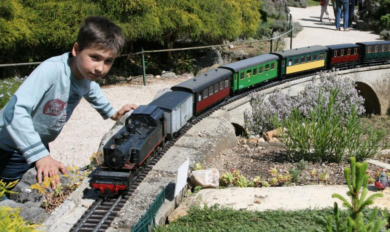 ©Jardin des trains ardéchois-ADT07