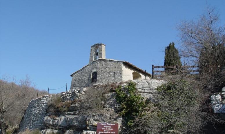 Chapelle du Vieux Rompon