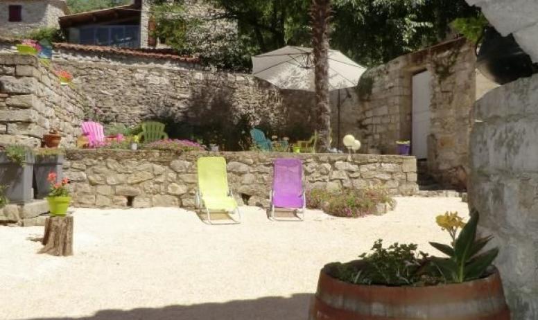 Gîtes de France - passage vouté