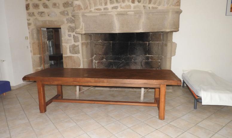 Agnès Desbos - Salle du Château de Bellecombe