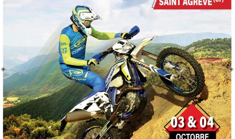 Championnat de France Enduro Saint-Agrève - Championnat de France Enduro Saint-Agrève