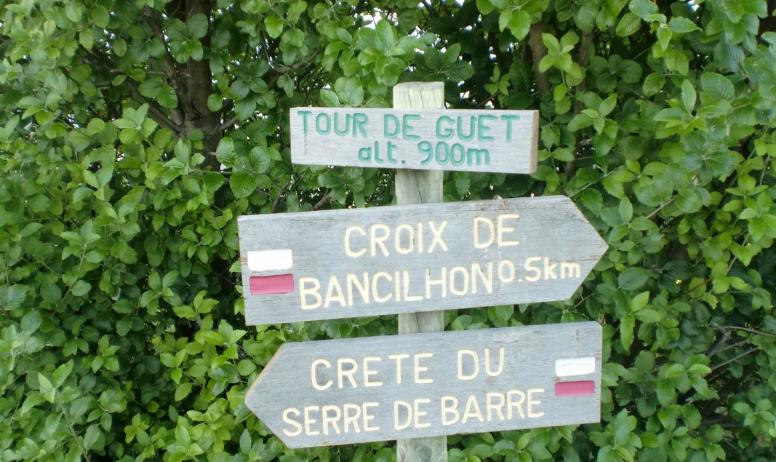 Gîtes de France - Balade au Serre de Barre