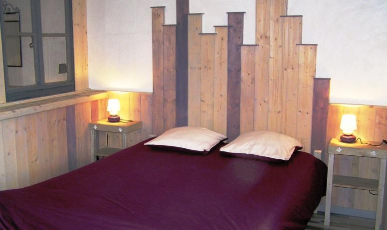 © Domaine du Pray d'Aunay - La chambre pour 2/3 personnes