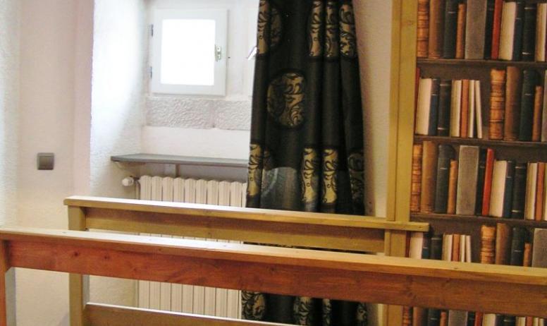 © Domaine du Pray d'Aunay - La chambre pour 2/4 personnes