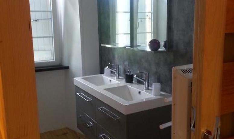 M. Schuzger - Salle de douche
