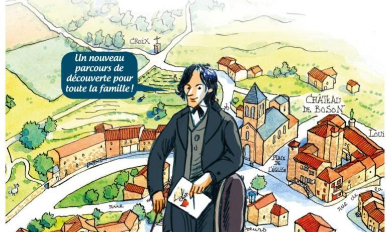 Office de tourisme du Pays de Saint Félicien - Les Archives Cachées d'Arlebosc