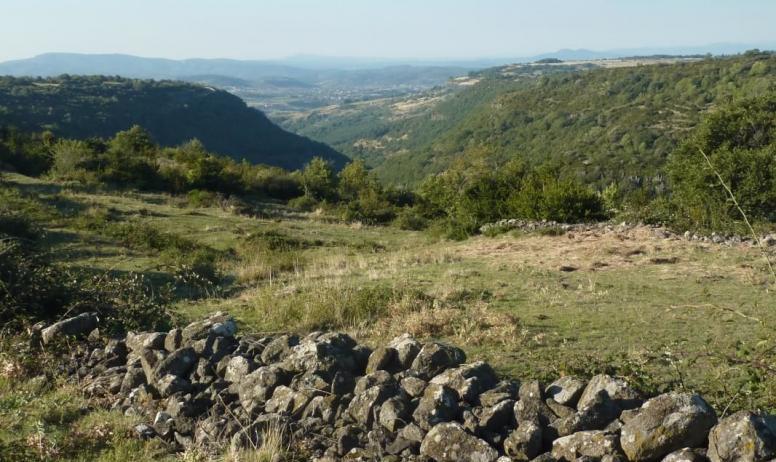 Gîtes de France - plateau du coiron