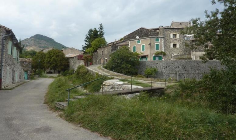 Gîtes de France - vue de notre village