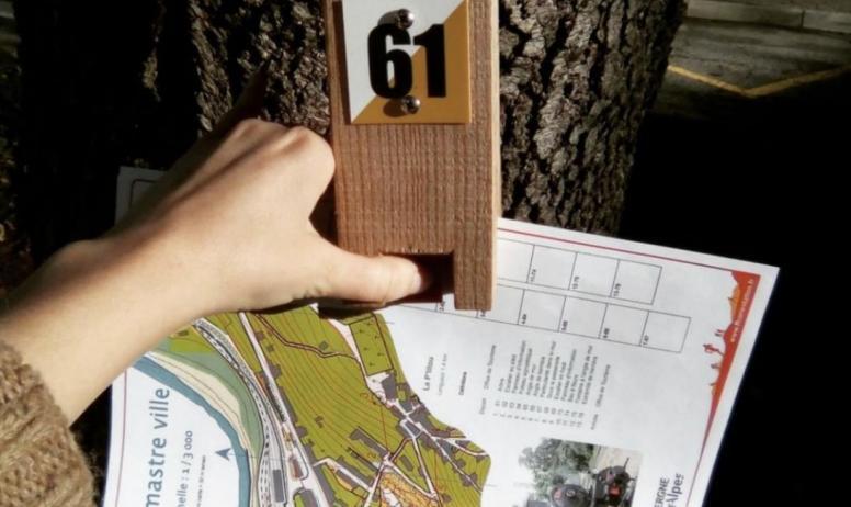 OT Pays de Lamastre - Parcours d'orientation