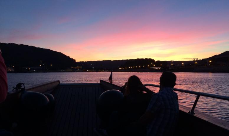 Canotiers - Sunset Tour_Tournon sur Rhône