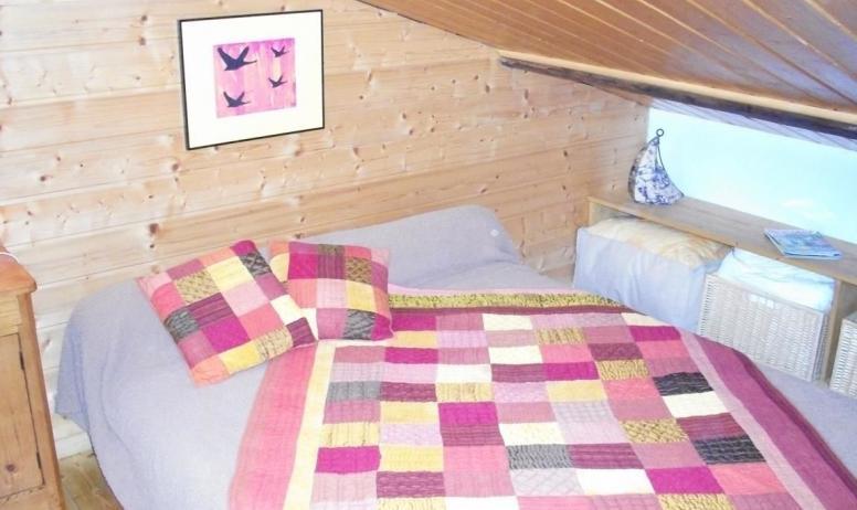 La Petite Fenière - La chambre