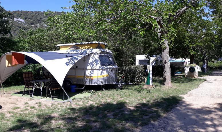 Camping des gorges