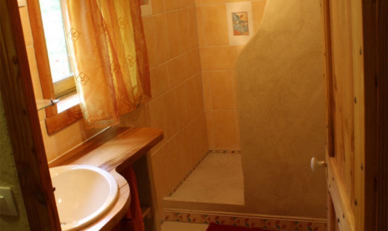 Mme Hubert - Salle de douches
