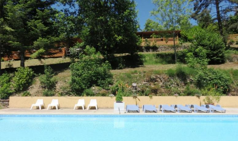 © La Grange Rossignol - La piscine collective