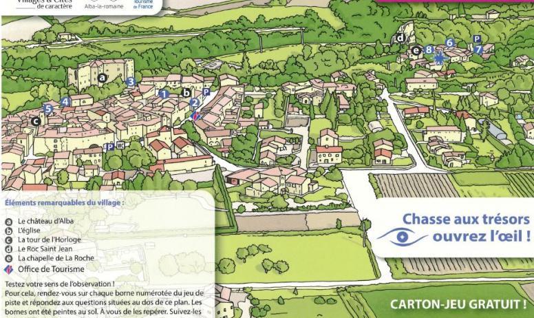 Villages de Caractère - ADT 07