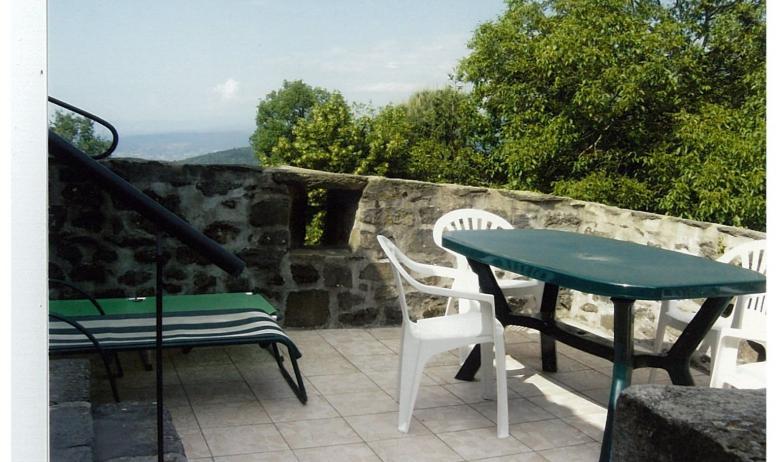 Gîte le Rieu - Terrasse