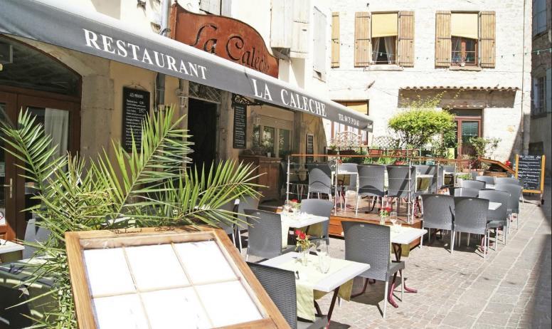 La Calèche - Restaurant La Calèche à Largentière