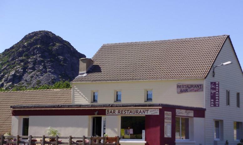 Maryline Bouchet - Terrasse et restaurant