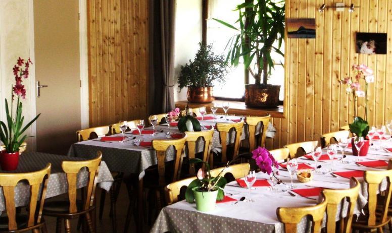 Maryline Bouchet - Salle des restaurant
