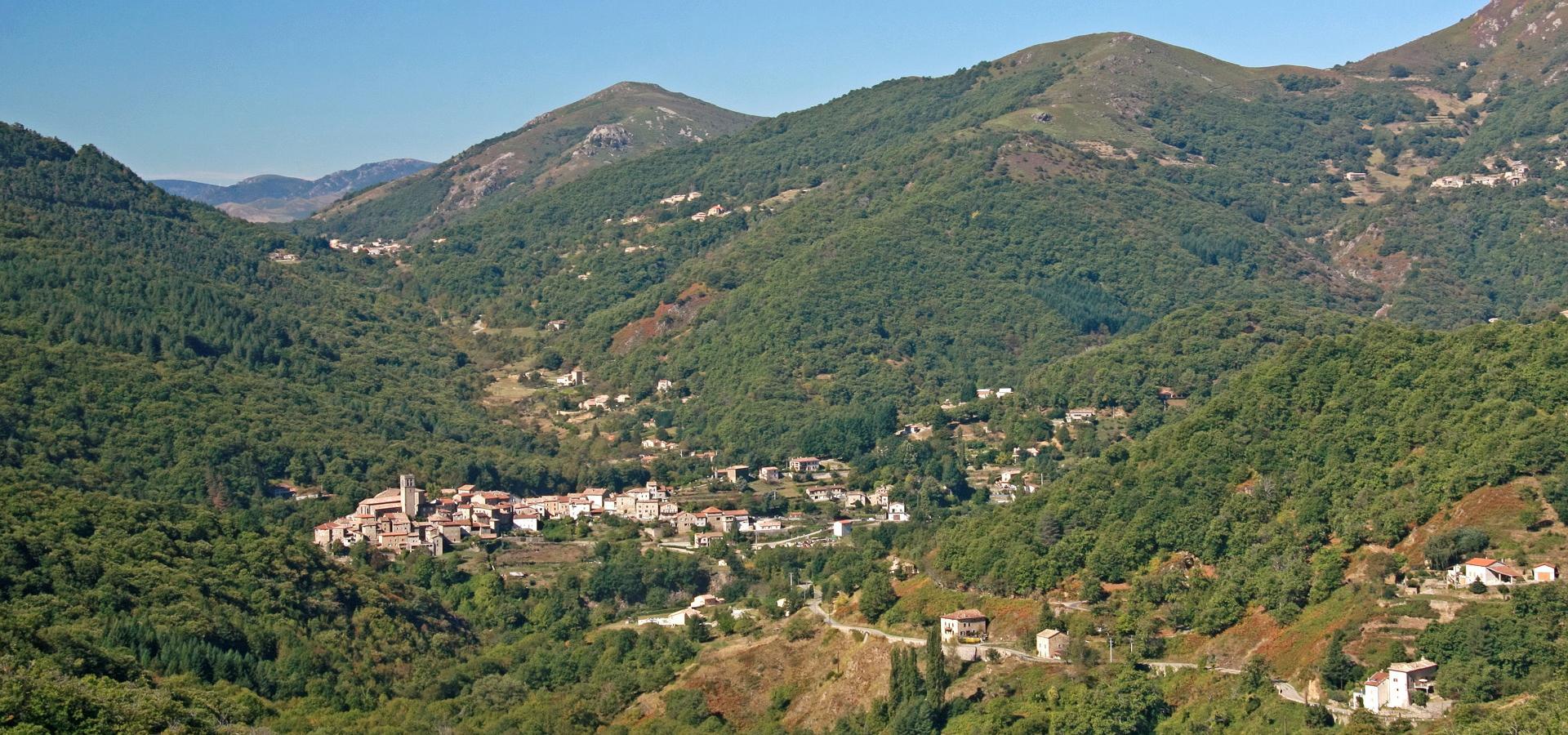 Antraigues sur volane village with outstanding character for Antraigues sur volane maison de jean ferrat